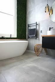 graue fliesen 59 salles de bain chic qui vous montrent le beauté du carrelage gris
