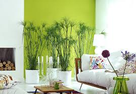 Beautiful Living Room Color Green Combined Themes Idea Inside Design - Green color for living room
