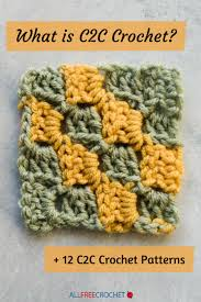 what does pattern mean what is c2c crochet 12 c2c crochet patterns allfreecrochet com