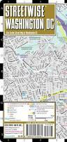 Washington Dc Hotel Map by Streetwise Washington Dc Map Laminated City Center Street Map Of