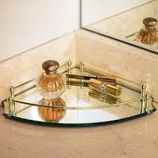frontgate belmont vanity tray in chrome 159 http www