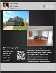 Real Estate Listing Sheet Template by My Listing Flyers Real Estate Listing Flyers