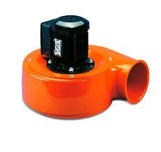 exhaust fan for welding shop centrifugal fan fume exhaust industrial 0 55 kw kemper