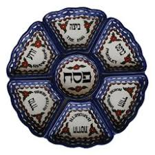what s on a seder plate seder plates for sale