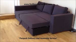Purple Sofa Bed Ikea Manstad Corner Sofa Bed With Storage V2