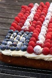 United States American Flag Easy Flag Cake Recipe Popsugar Food