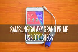 format flashdisk untuk otg usb otg check on samsung galaxy grand prime youtube