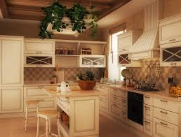 endearing white vintage kitchen design ideas containing