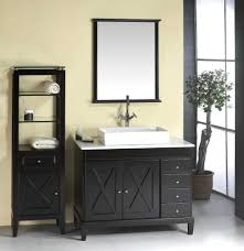 Black Painted Bathroom Cabinets Bathroom Design Bathroom Vanities Units Small Spaces Black
