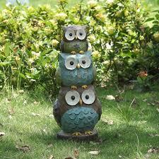 578 best jardim coruja images on garden owls and