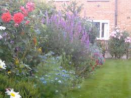 English Cottage Gardens Photos - plants for an english cottage style garden dengarden
