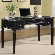Computer Desk In Black Charming Design Black Home Office Desk Home Office Design