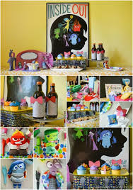inside out party how to host an inside out party for toddlers smoothie bar party