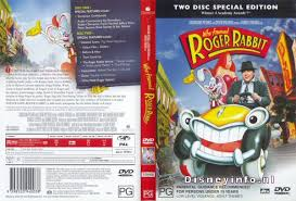 rabbit dvd who framed roger rabbit 9398520940038 disney dvd database