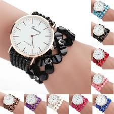 quartz bracelet wrist watches images Elegant quartz bracelet crystal wrist watch i want one cy jpg