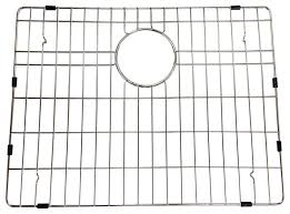 Stainless Steel Grid For Kitchen Sink by Stainless Steel Bottom Sink Grid Contemporary Kitchen Sink