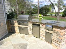 Outdoor Kitchen Ideas Pictures Patio Ideas Stone Outdoor Bar Plans Backyard Patio With Kitchen