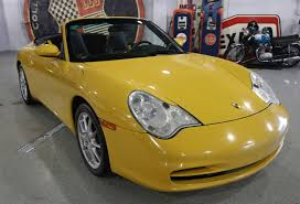 gulf porsche 911 2003 porsche 911 carrera cabriolet c2 stock 1208 for sale near