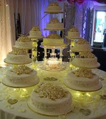 big wedding cakes big wedding cakes with fountains the cake is decorated with