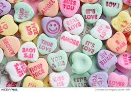 valentines day candy hearts valentines day candy hearts stock photo 4014080 megapixl