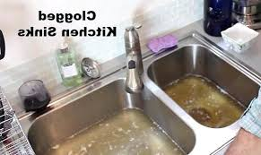 Snake Kitchen Sink Awesome Kitchen Sink Clogged Past Trap Pictures