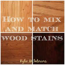How To Match Laminate Flooring How To Mix Match And Coordinate Wood Stains Undertones