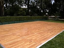 outdoor floor rental quality floors and rentals amazing floor rentals los