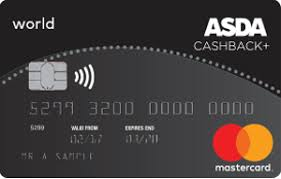 Sle Of Credit Card Statement by Cashback Plus Credit Card Cashback Asda