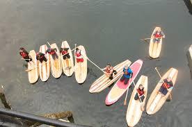 bella bella board builders update boards finished paddle surf