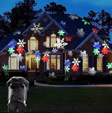 light projector for house halloween house decoration led lights projector outdoor waterproof