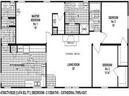 clayton triple wide mobile homes interesting ideas 6 clayton homes floor plans 4 bedrooms 3 baths