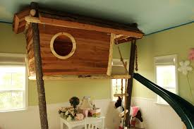 Slide Bunk Bed Treehouse Bunk Bed The Best Of Foster Catena Beds