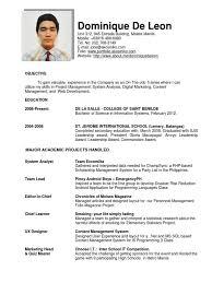 Resume For Architecture Student Sample Resume For Ojt Teacher Resume Ixiplay Free Resume Samples