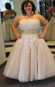 wedding dresses for larger brides plus size corset wedding dress pluslook eu collection