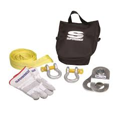 superwinch winch accessory kit with 20 000 lb hd pulley block