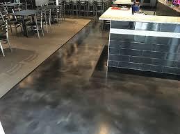 metallic epoxy flooring wi floorcare usa