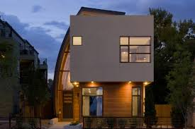 homes built for oddly shaped lots wsj