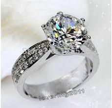 engagement ring deals diamonique engagement rings deals diamonique engagement ring