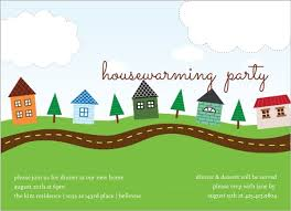 Design Your Own New Home Cards Our Town Housewarming Party Invitation Housewarming Invitations