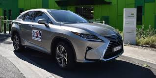 lexus suv victoria eastlink launches self driving survey for victoria photos 1 of 3