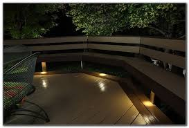 Led Solar Deck Lights - solar deck lights flush mount decks home decorating ideas