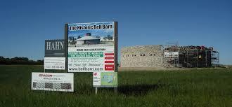 Bell Barn Indian Head Saskatchewan Masonry Design Awards Homes
