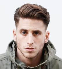 boys haircut shaved sides long top popular long hairstyle idea