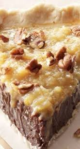 coconut pecan german chocolate pie recipe pies smooth and