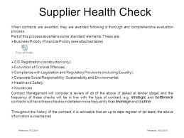 supplier name u201d contract and supplier management account pack