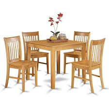 Brilliant Dining Table Set With  Chairs Interesting  Chair - 4 chair dining table designs