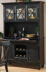 Black Dining Room Hutch by Homelegance Expedition China Cabinet 715 50