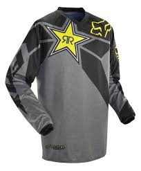 rockstar motocross gear fox hc rockstar motocross jerseys
