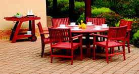 Wooden Outdoor Patio Furniture by Wood Outdoor Furniture And Patio Furniture