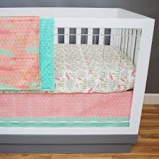 Aqua And Pink Crib Bedding by Nursery Beddings Coral And Teal Bedding Coral And Teal Bedspreads